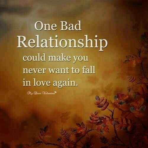 bad relationship quote